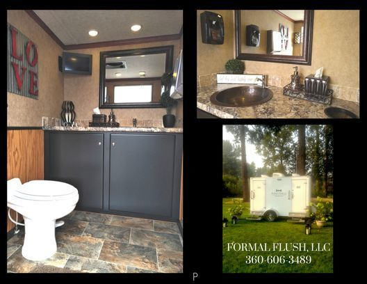 Formal Flush Restroom Trailers