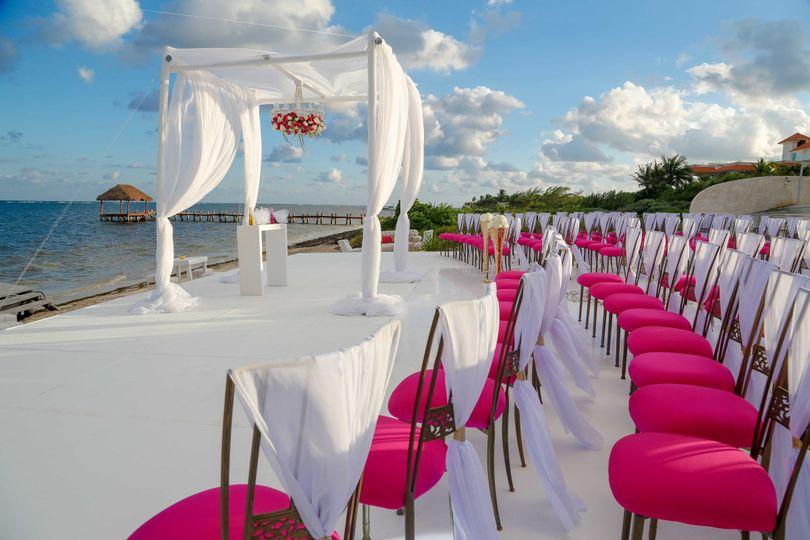 Cancun Unique Weddings Planning Cancun Mx Weddingwire