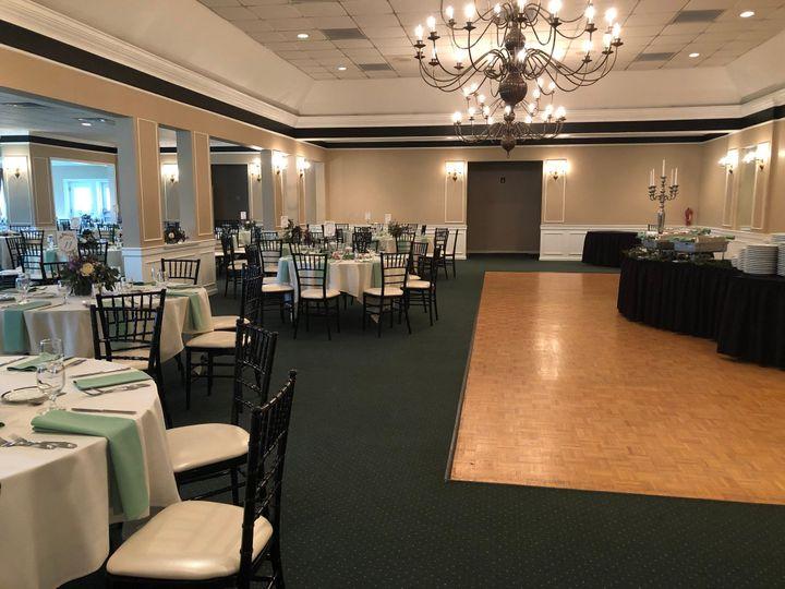 Main ball room dance floor