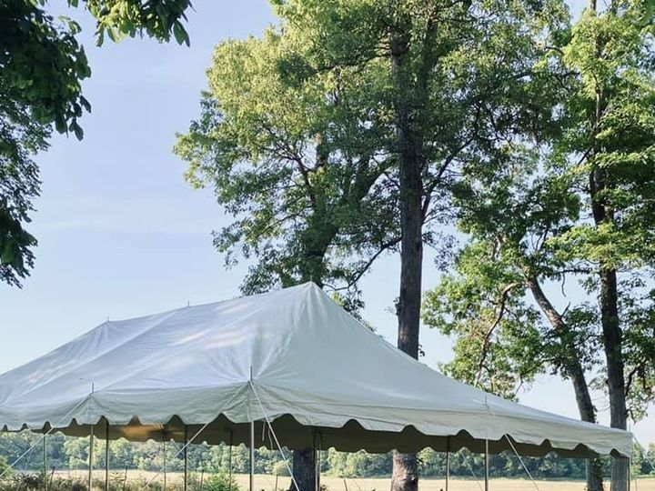 Tmx 20 X 40 Pole Tent 2 51 1891163 159158389333537 Davenport, IA wedding rental