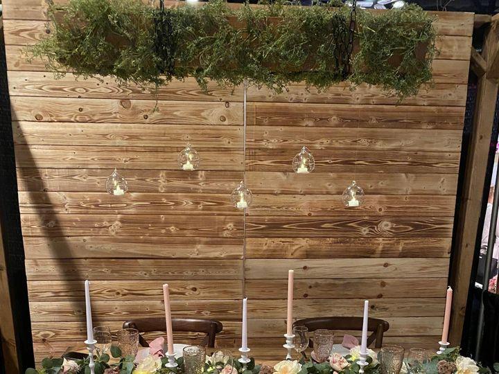Tmx Charred Backdrop Hanging Wood Beam 51 1891163 158001381961420 Davenport, IA wedding rental