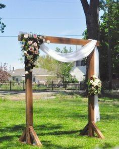 Tmx Light Wooden Arch 51 1891163 158001381860608 Davenport, IA wedding rental