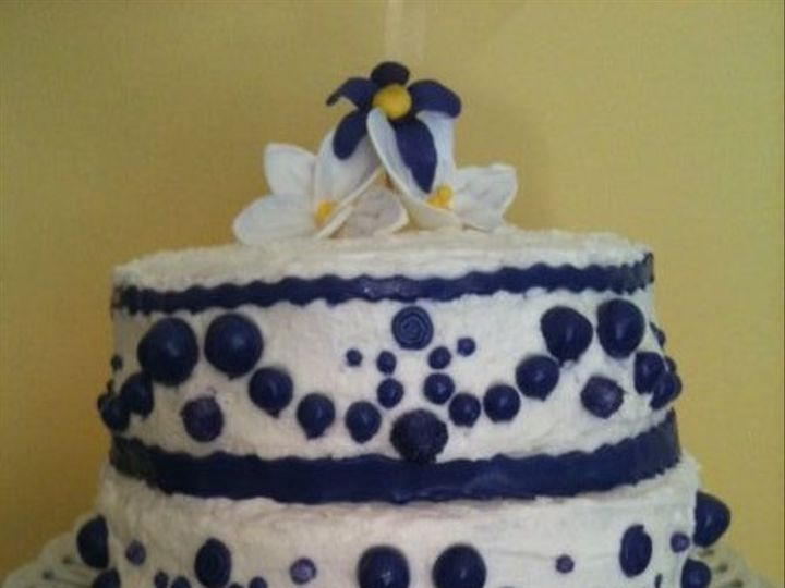 Tmx 1330032569430 Photo5 Osterville wedding cake