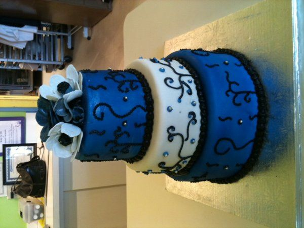 Tmx 1330032573676 Photo49 Osterville wedding cake