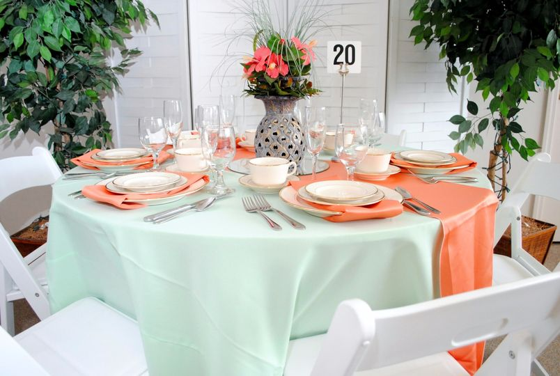 Whole table and chairs