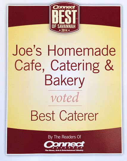 Joe's Homemade Cafe, Catering and Bakery