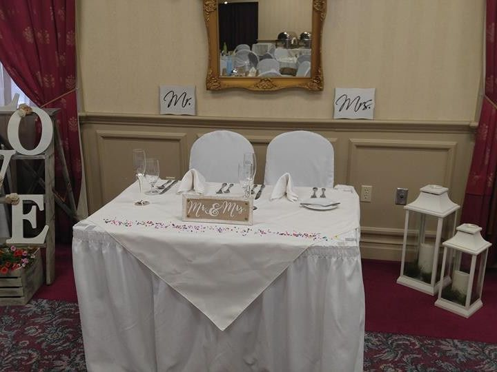 Tmx 1490209265419 Sweetheart Table Gettysburg, PA wedding venue