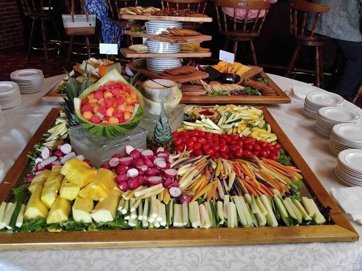 Tmx 1490209283414 Veg Display Gettysburg, PA wedding venue