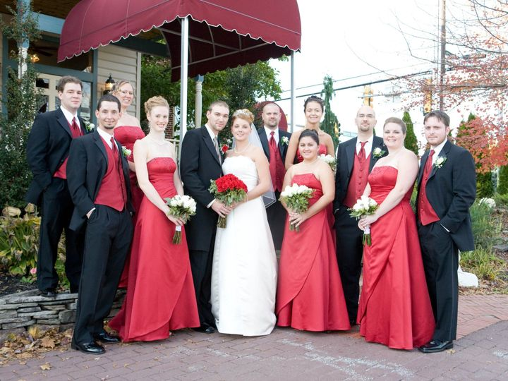 Tmx 1512153527089 Wedding Party Outside Gettysburg, PA wedding venue