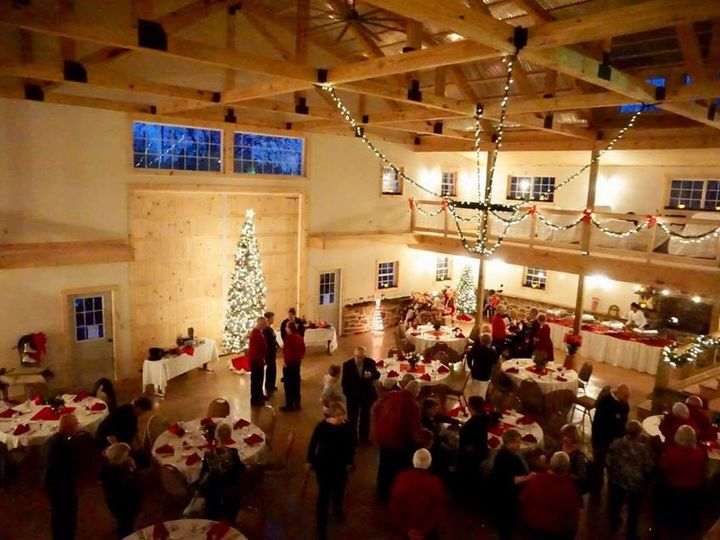 Tmx Christams In Barn 2018 51 493163 Gettysburg, PA wedding venue