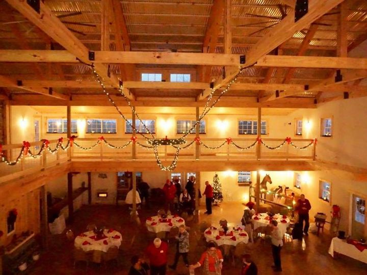 Tmx Christmas In Barn2 2018 51 493163 Gettysburg, PA wedding venue