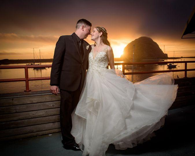 Morro Bay wedding
