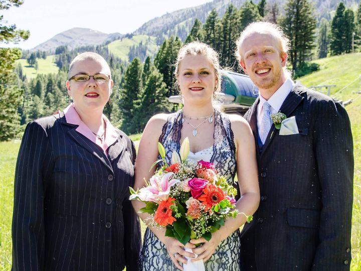Tmx 1394828463992 Johnson Weddin Bozeman wedding officiant