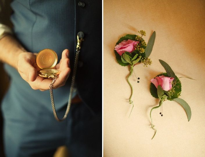 Boutonniere - whimsical