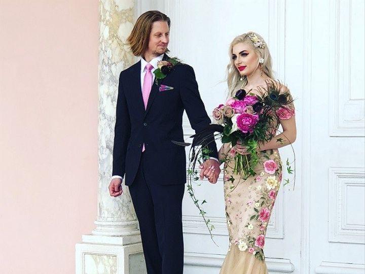 Tmx Beerwedding1 51 1407163 158394846690650 Sarasota, FL wedding florist