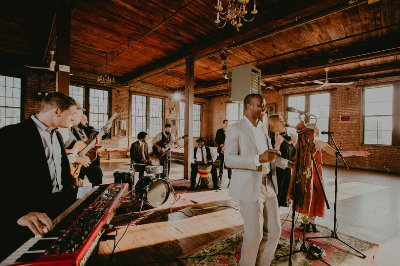 Silver Arrow Band - Band - New York, NY - WeddingWire