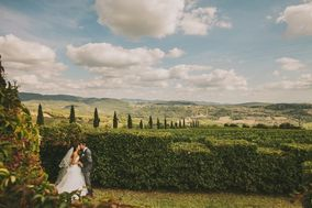 Con Amore, Weddings in Tuscany - Hochzeiten in der Toskana - Bruiloften in Toscane