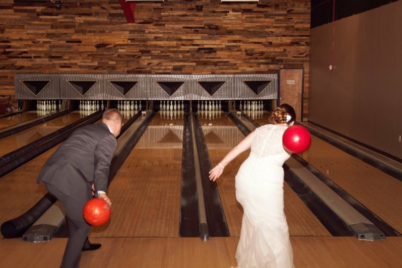 Bowl a strike on your big day