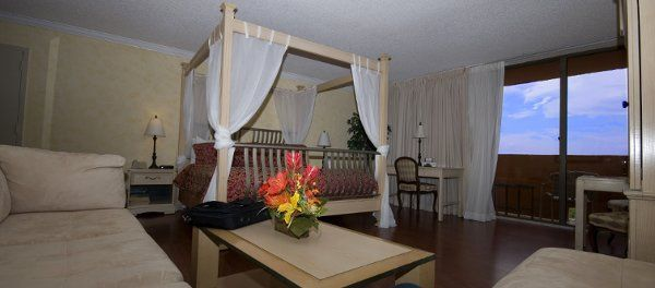 Complimentary Bridal Suite which is included in our wedding packages.