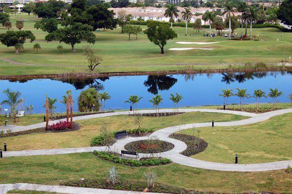 Ilene Liberman Botanical Garden located across from resort available for small ceremonies.