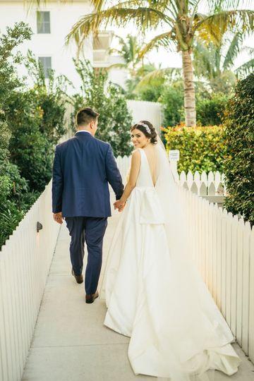 Key West Bridal Portraits