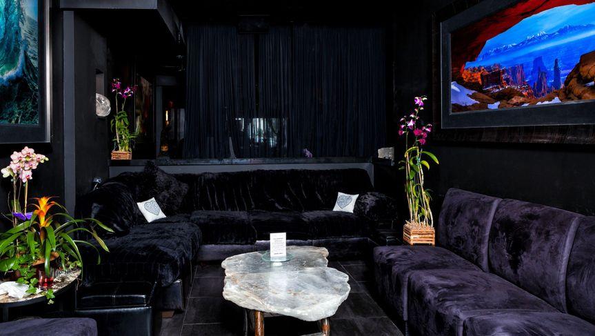 samadhi lounge
