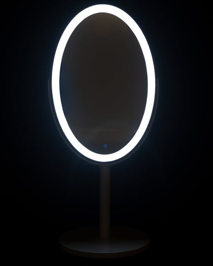 Oval Mirror (6ft)