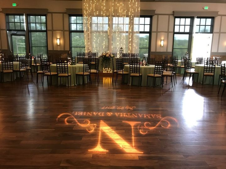 We have GOBO monograms