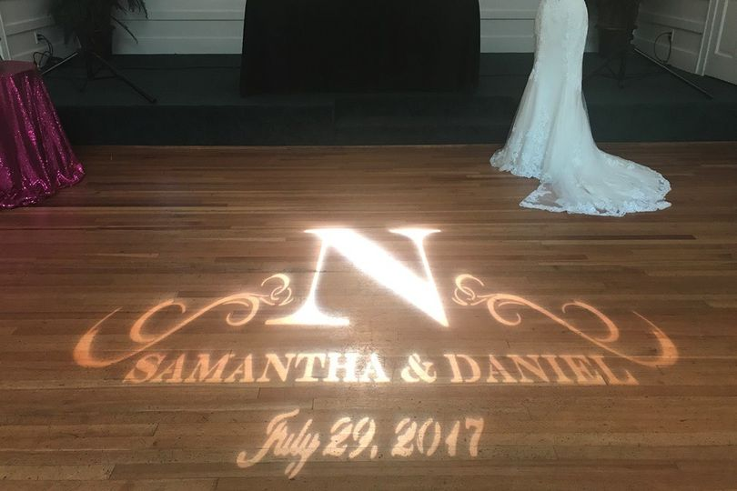 We do GOBO Monograms