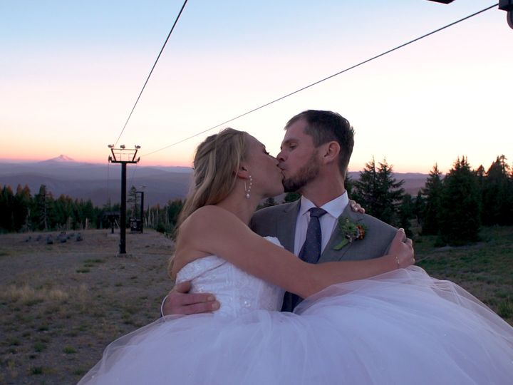 Tmx 1511469536876 Sunset.kiss Portland, Oregon wedding videography