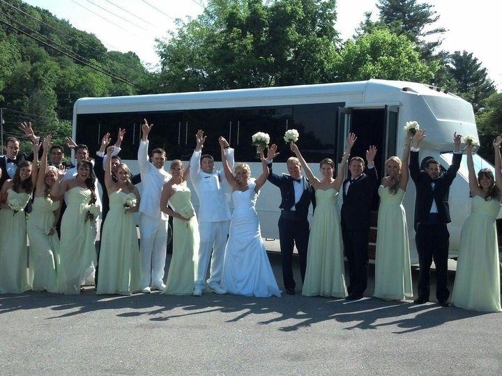 Tmx Ohio Wedding Party Bus 51 983263 159138488638666 Raleigh, North Carolina wedding transportation