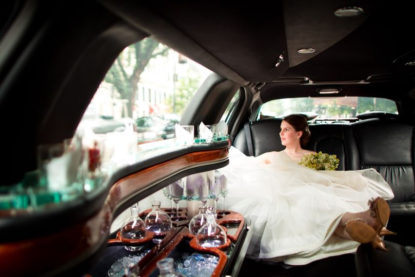 Gorgeous Bride in Style