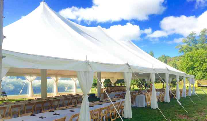 Cartwright & Daughters Tent & Party Rentals