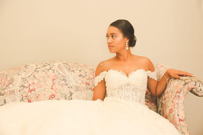 Bride Seating