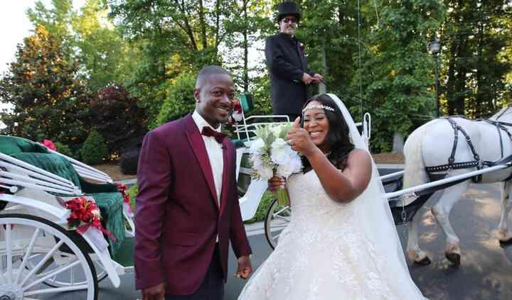 Unforgettable Wedding Day