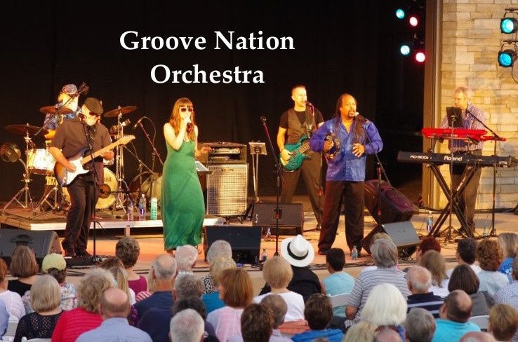 groove nation orchestra lone tree w logo