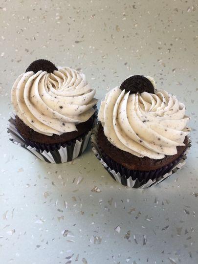 Chocolate Oreo Cookie