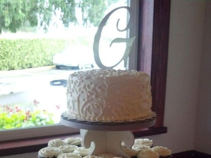 Tmx 1488945813671 1622463610599249025160778330663o Bonney Lake, WA wedding cake