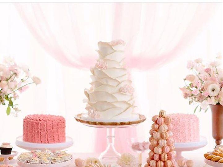 Tmx 1538172634 C1f0b779b2884e25 1538172634 D06516a8a6cb1ce7 1538172631606 13 37190226 19815841 Napa, California wedding cake