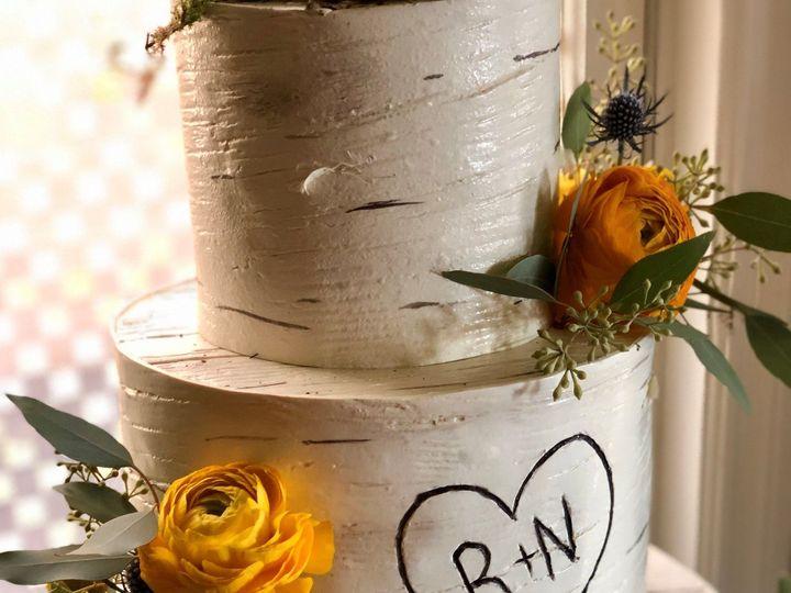 Tmx 1539214911 E0f00e93a11387fd 1539214909 Df3f37e88f6366f6 1539214908516 6 Birch Napa, California wedding cake