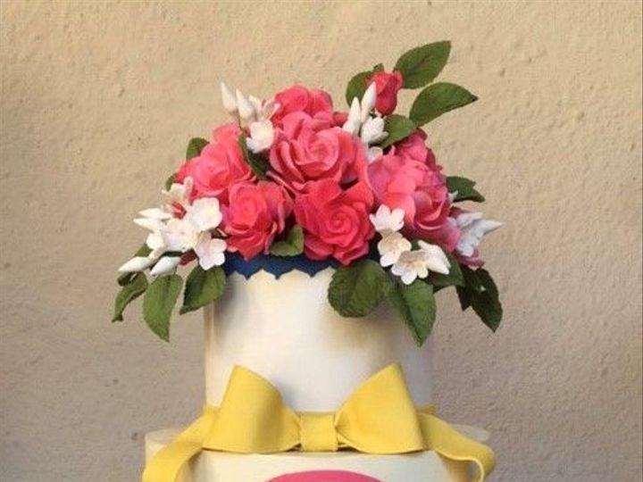 Tmx 1539215213 F06bc13752d557b6 1539215212 A97d5eace4c42c4d 1539215212428 13 Baby Shower S Napa, California wedding cake