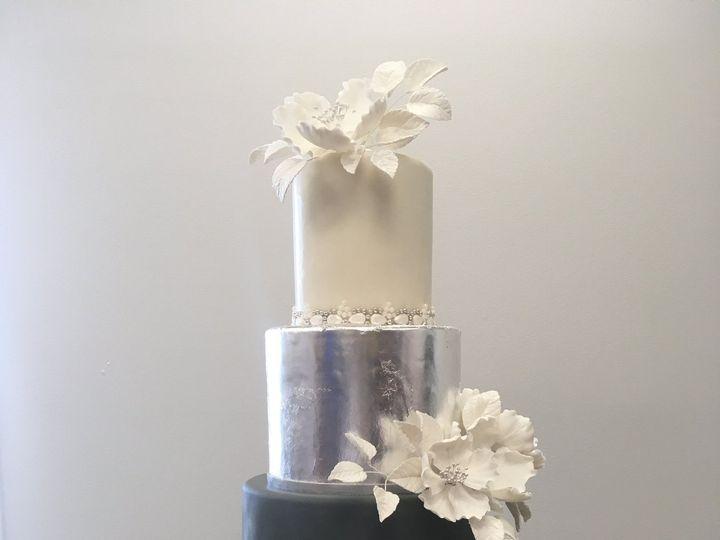 Tmx 1539215712 77b0336602fd75c2 1539215710 A15383fbf6d57b49 1539215709897 19 Silver Leaf Napa, California wedding cake