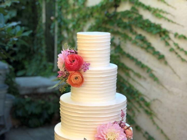 Tmx 1539217159 6aaf3318e2c79791 Fresh Cascade Napa, California wedding cake