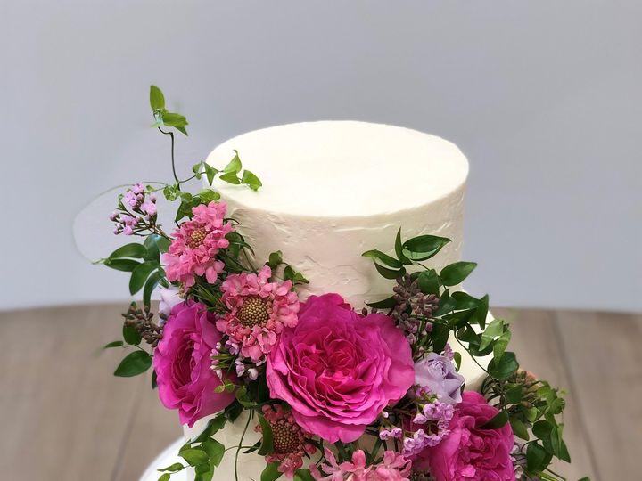 Tmx Spackel Texture 51 1017263 Napa, California wedding cake