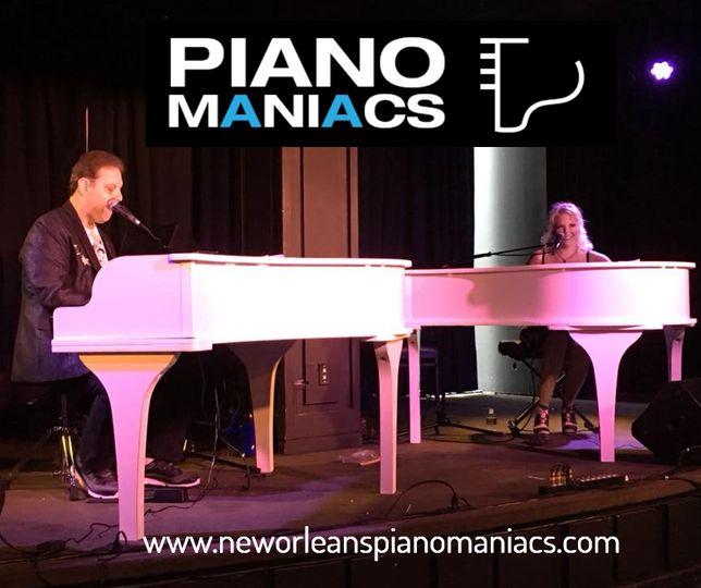 Piano maniacs