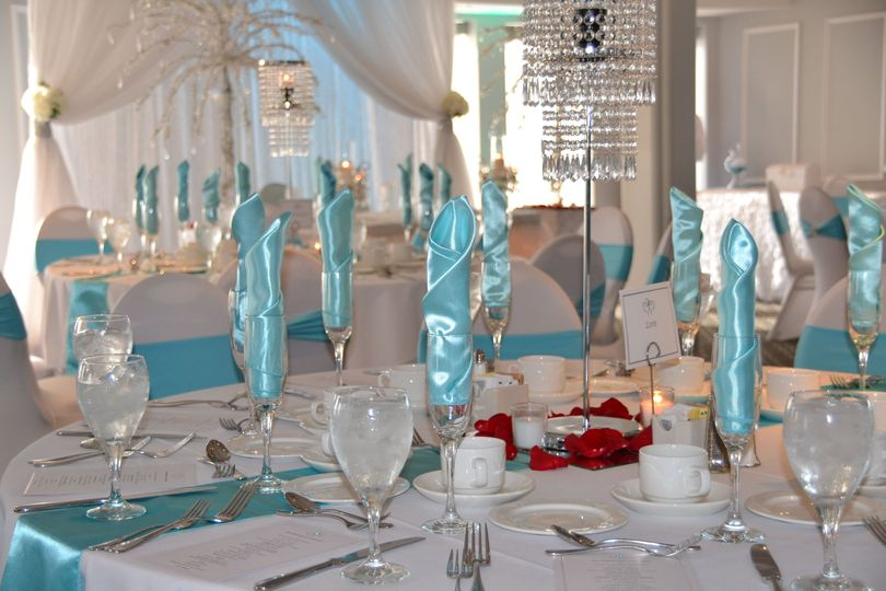 SBD EVENTS and THE FANTASY TABLE SKIRT(R)
