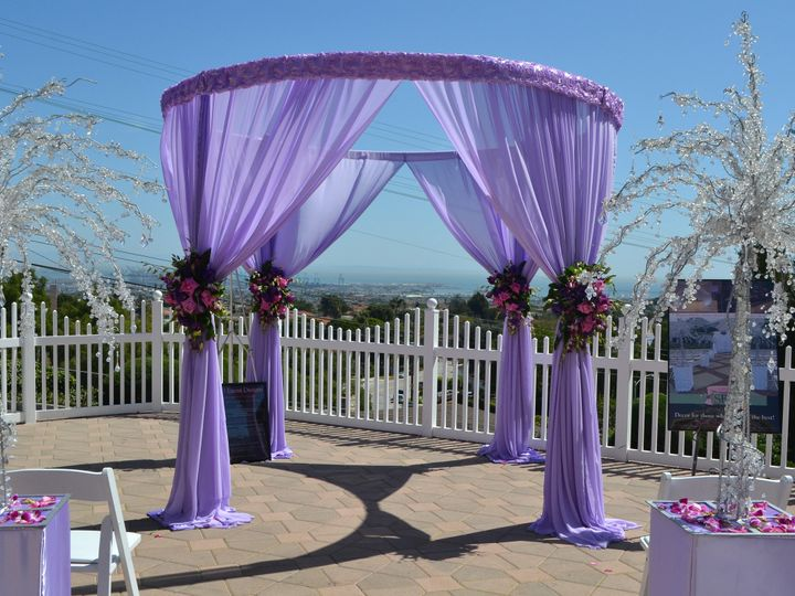 Tmx 1423517804401 Round Canopy For Web Hawthorne wedding eventproduction