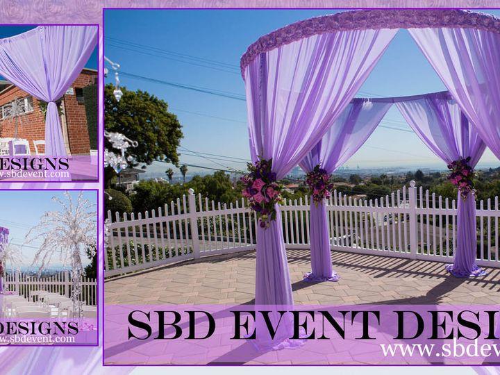 Tmx 1423767537465 Sbs Events Lavender Canopy Hawthorne wedding eventproduction