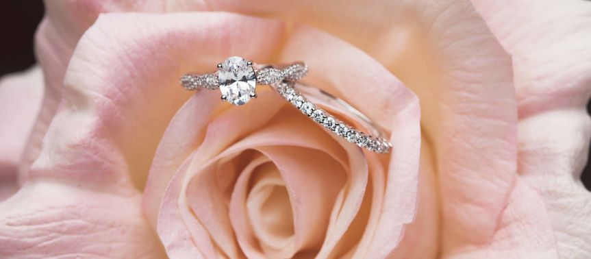 Engagement and wedding rings to fit any budget