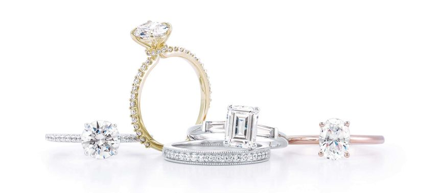 Emerald cut, oval, cushion, round, pear…we work with you  to find a diamond to meet your budget and...